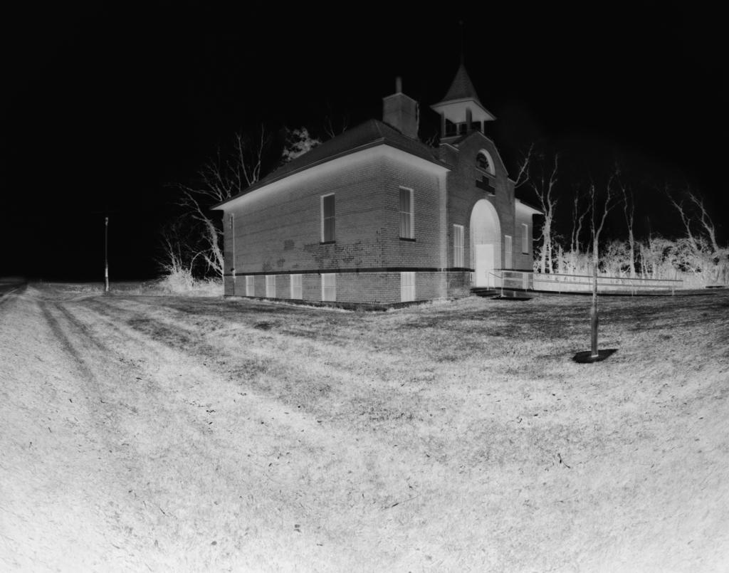 Corner view of the Alfsborg town hall.