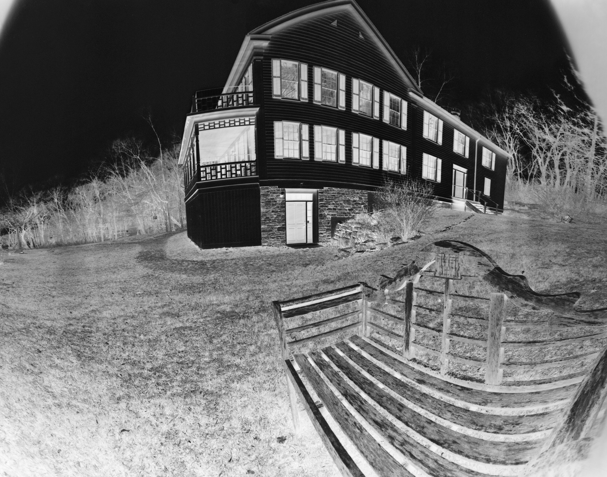 Mower Mansion: The Mower Mansion at Arcola Mills